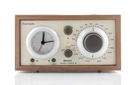 Radio alarm clock Model Three BT