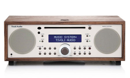 Audiosystem Music System+