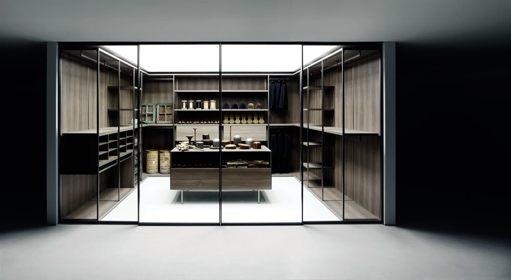Wardrobes Wardrobe Antibes By Boffi Storage Systems
