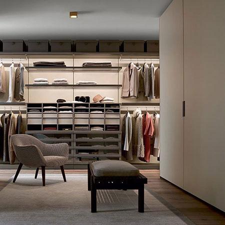 Walk-in closet Ubik