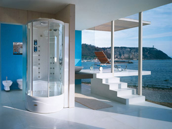 Cabine de douche Flexa Tower