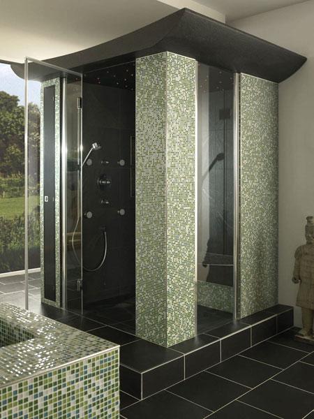 Cabina doccia Sanoasa Esotica