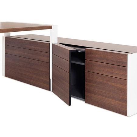 Büromöbel Sideboard Cabinet