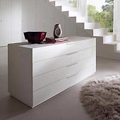 Cassettiera Box White Natura