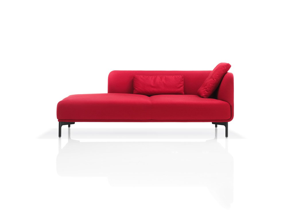 Wittmann chaise longue chaiselongue liv designbest for Chaise longue halle
