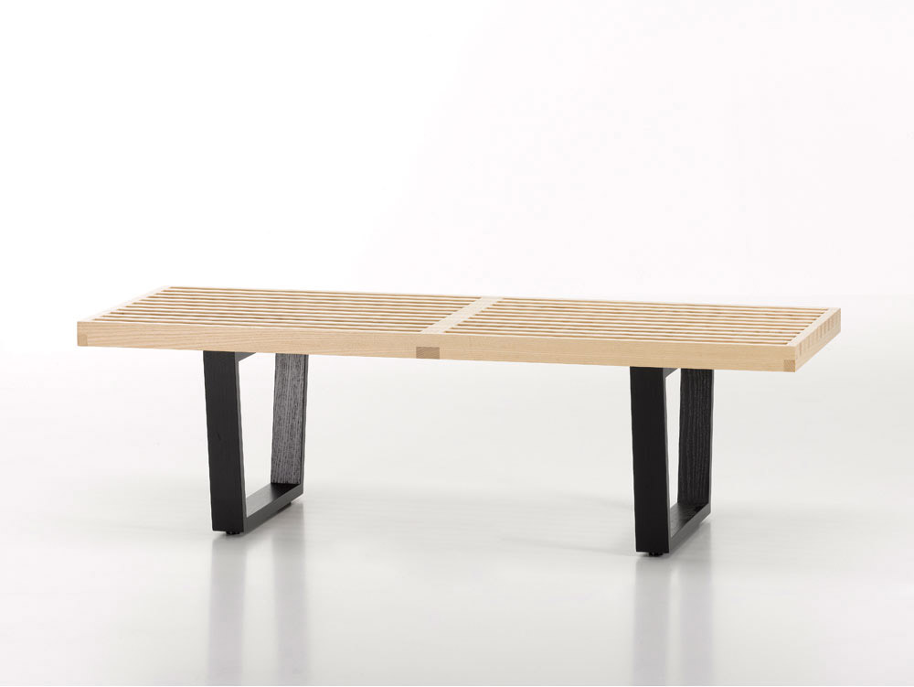 catalogue banc nelson vitra designbest. Black Bedroom Furniture Sets. Home Design Ideas