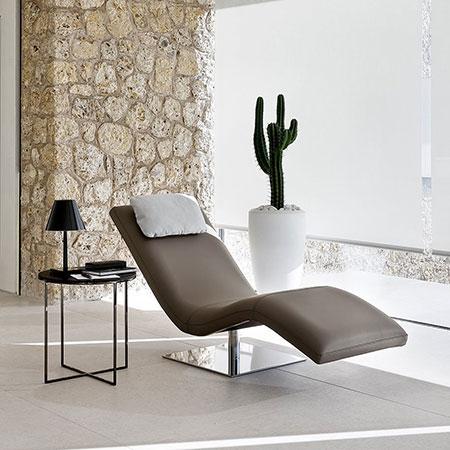 Chaise longue Kalinda