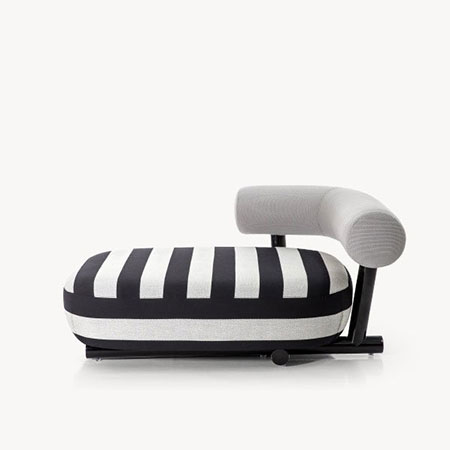 Chaise Longue Pipe