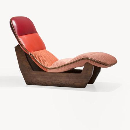 Chaise longue Lilo