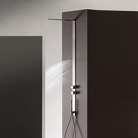 Shower column Milanoslim