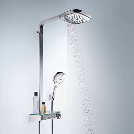 Colonne de douche Raindance Select E 300 3jet