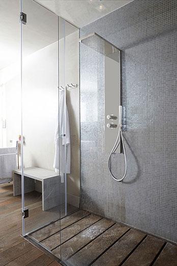 Colonna doccia Mirror