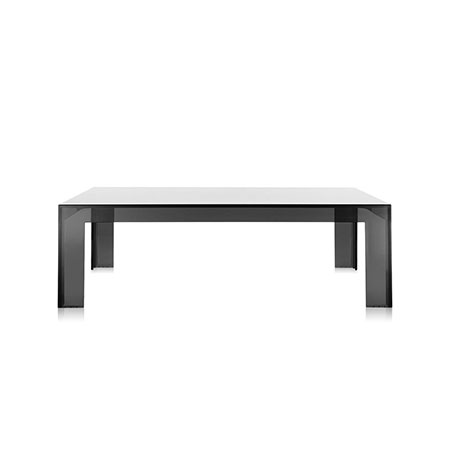 Console Table Invisible Side