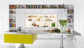Küche Library Minimal