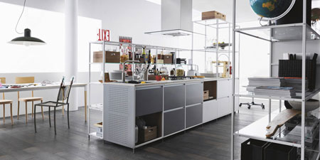 Kitchen Meccanica [a]