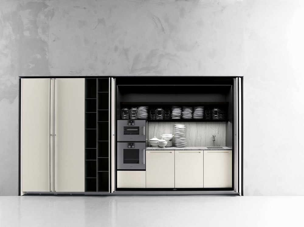 Self contained kitchens and islands kitchen hide by boffi kitchens - Kitchen self design ...