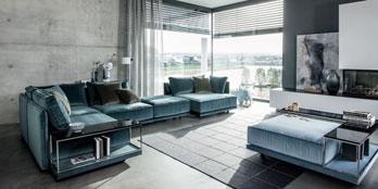Sofakombination cube lounge