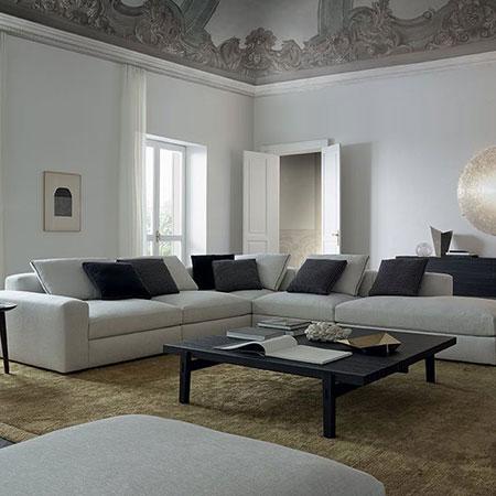 Sofakombination Dune