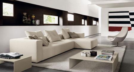 Sofakombination Blockone