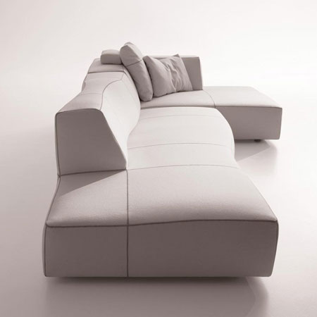 Ensemble Bend-sofa