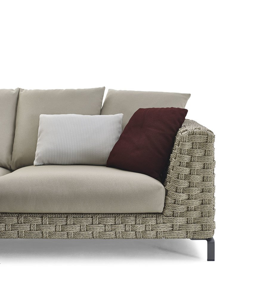 Outdoor Sofas Sofa Ray Outdoor Natural By B B Italia