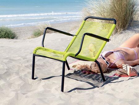 Petit fauteuil Saint Tropez