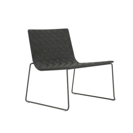 Petit fauteuil Trenza