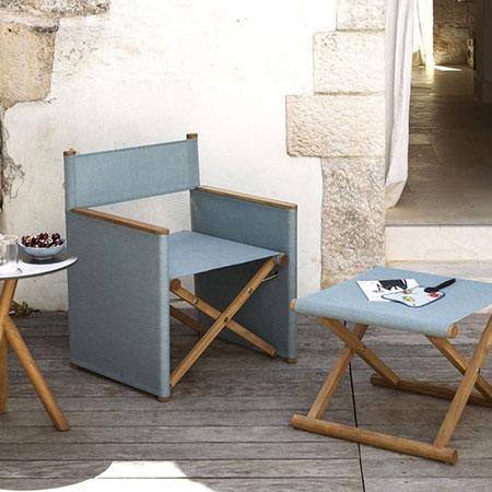 Petit fauteuil Orson