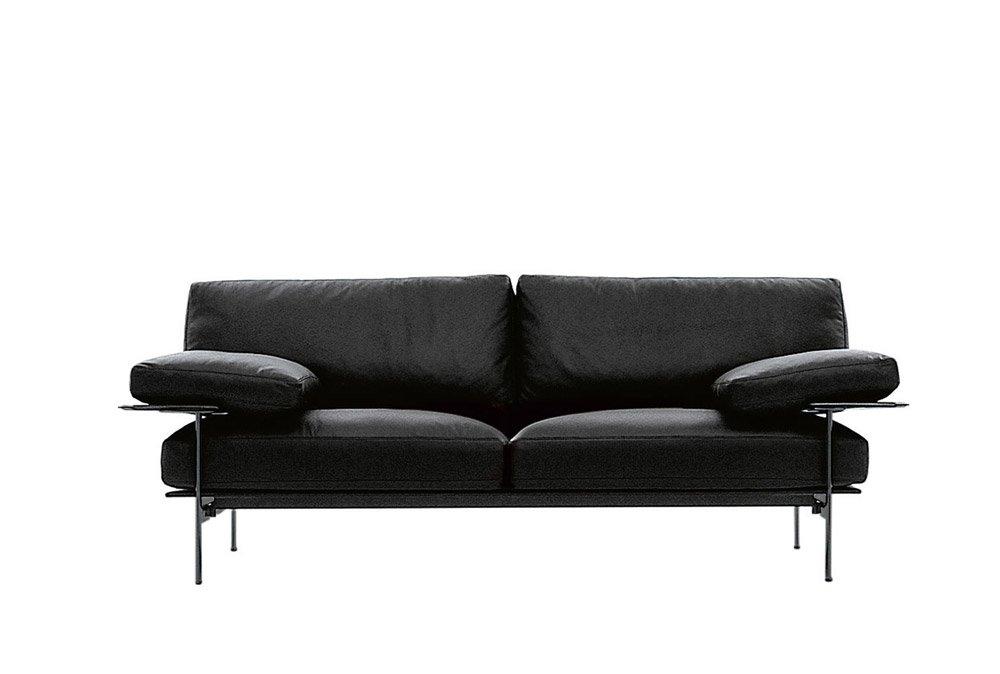 B b italia zwei sitzer sofas sofa diesis designbest Sofa braunschweig