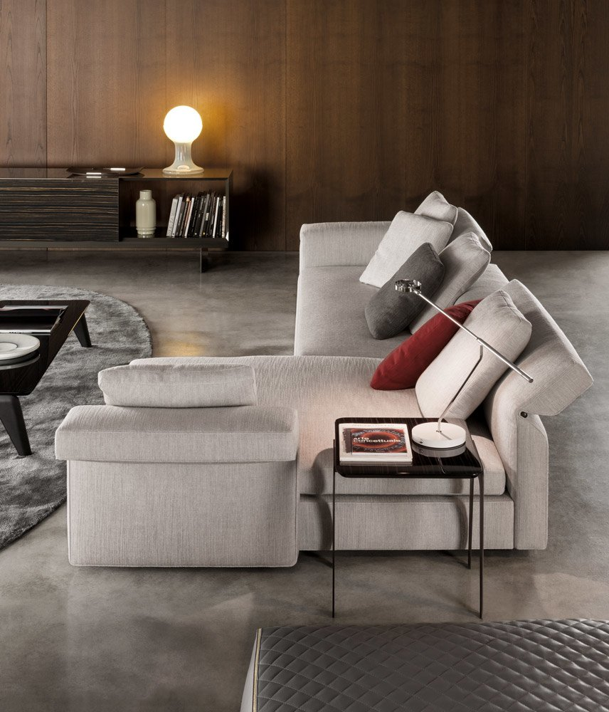 Minotti Living Rooms with Furniture
