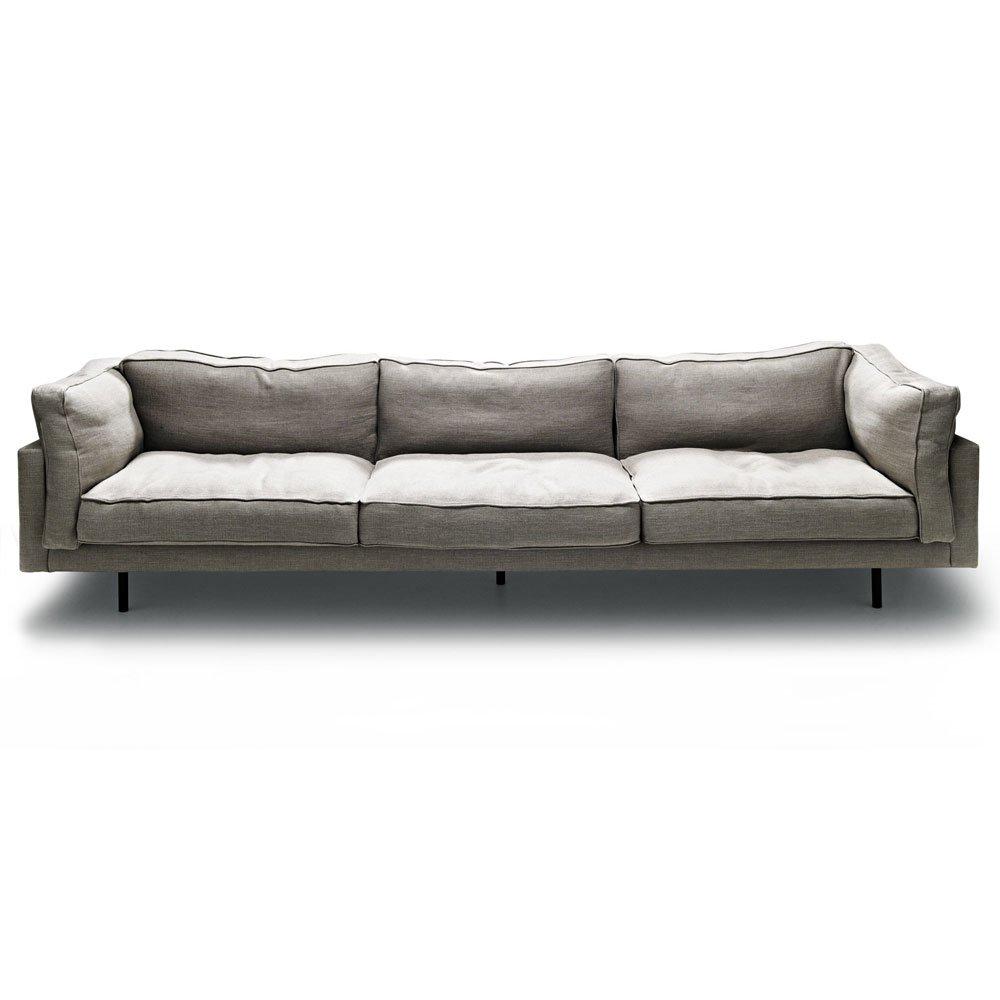 de padova drei sitzer sofas sofa square 16 designbest. Black Bedroom Furniture Sets. Home Design Ideas