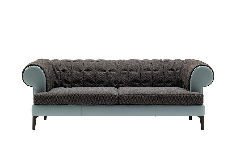 poltrona frau drei sitzer sofas sofa mant designbest. Black Bedroom Furniture Sets. Home Design Ideas