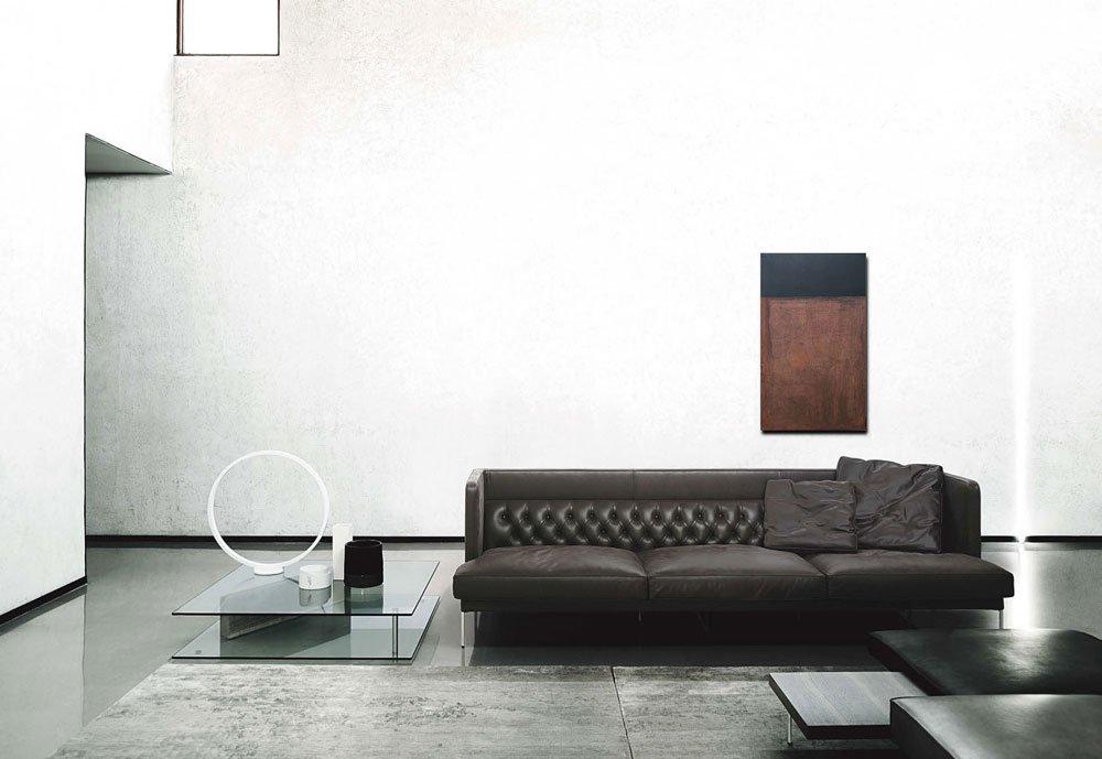 Three Seater Sofas Sofa Lipp By Living Divani