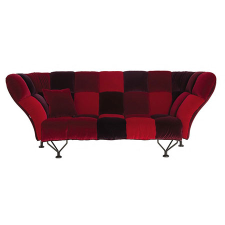Sofa 33 cuscini