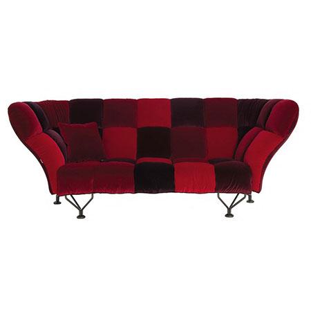 Canapé 33 cuscini