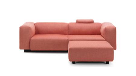 Canapé Soft Modular Sofa