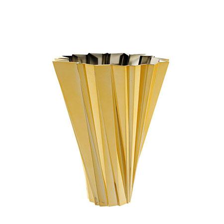 Vase Shanghai Gold