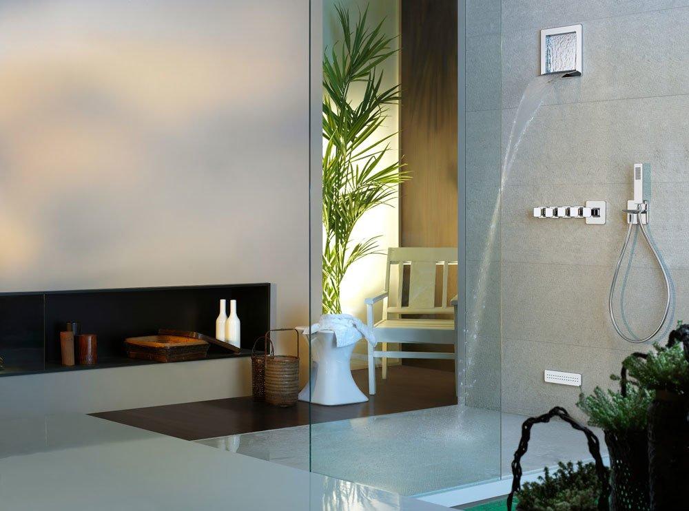 gessi armaturen f r dusche und wanne badarmatur ispa designbest. Black Bedroom Furniture Sets. Home Design Ideas