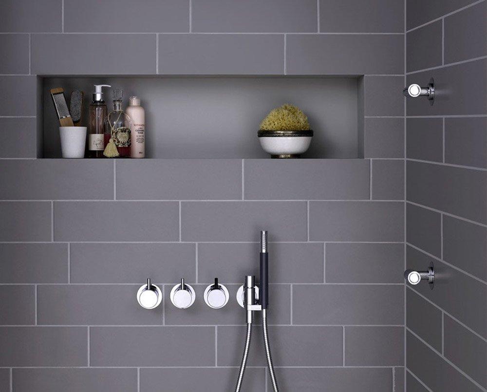 Armaturen dusche  Vola Armaturen Für Dusche Und Wanne Duscharmatur Combi-9 | Designbest