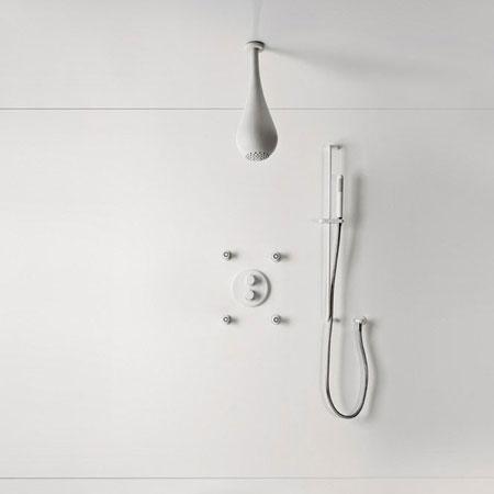 Gruppo doccia Goccia