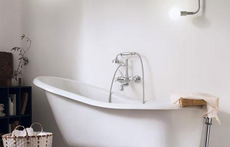 Robinetterie pour baignoire Ritz