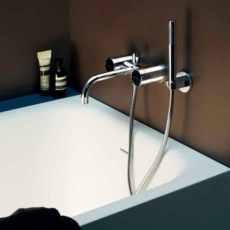 Bathtub fittings Savoy