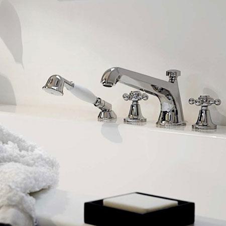Bathtub fittings Agorà