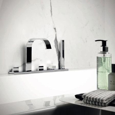 Bathtub fittings Aguablu