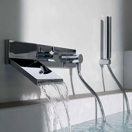 Bathtub fittings Pan+