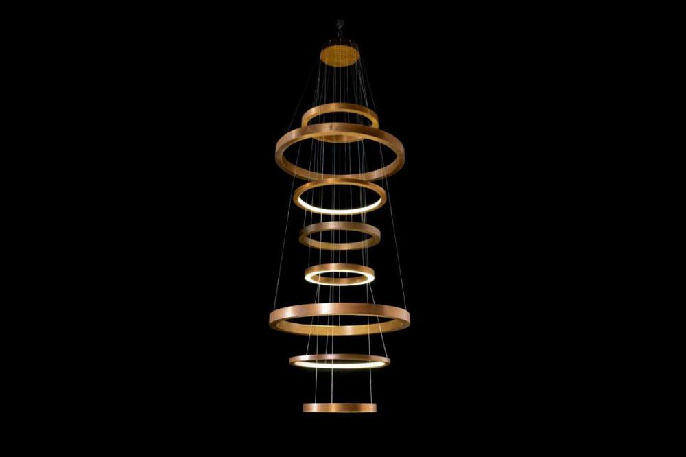 L& Light Ring & Pendant Lamps: Lamp Light Ring by Henge azcodes.com