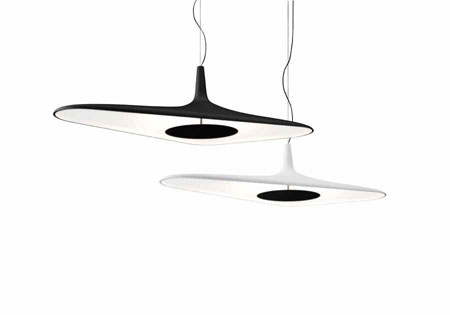 Lamp Soleil Noir