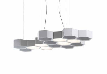 Lamp Honeycomb