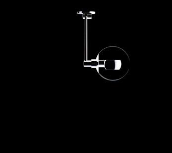 Lampe Divo soffitto singolo