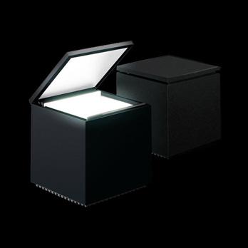 Lampe Cuboluce